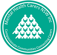 Logos for the CESPHN website Mental Health Carers 200x192