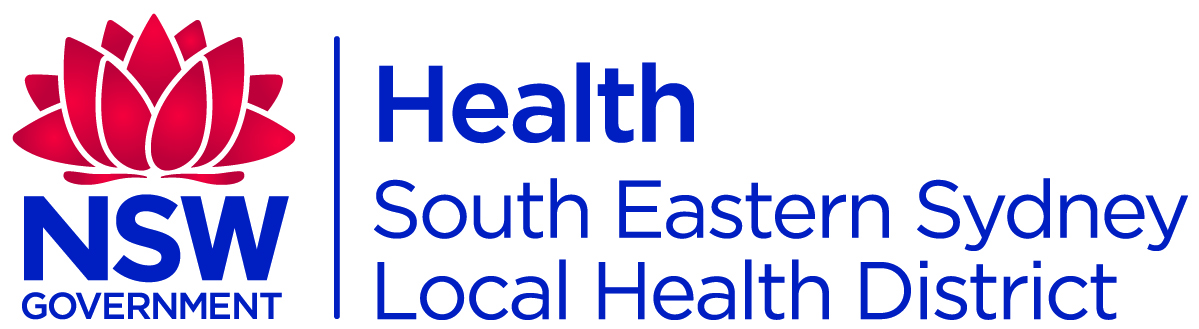 SESLHD NSW Health South East Sydney LHD col grad CMYK
