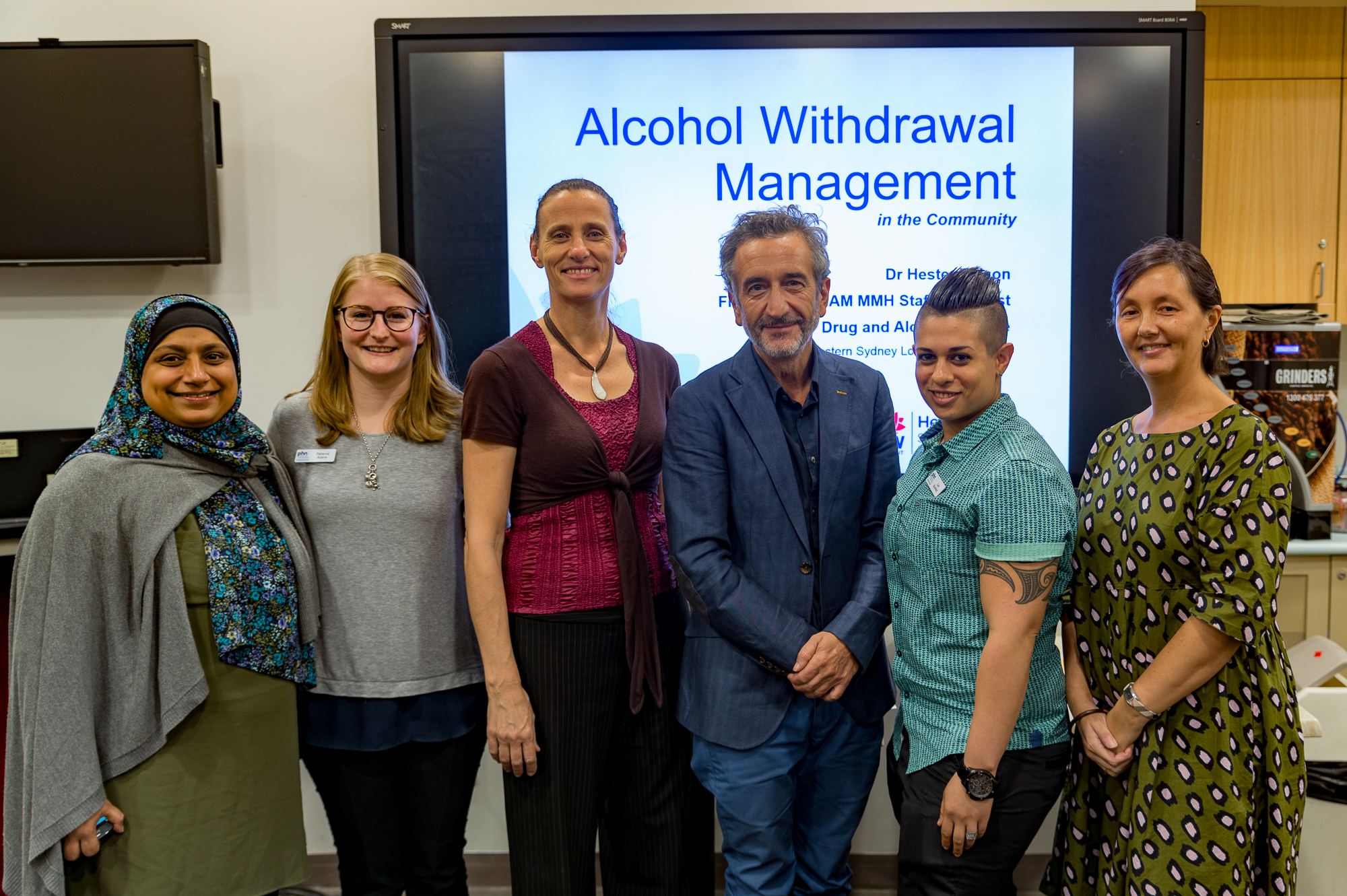 Drug and Alcohol Continuing Professional Development event