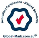 Global Mark logo